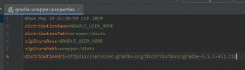 Android Studio安装后自动安装Gradle